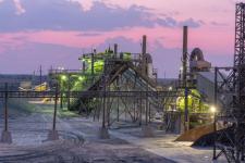 Благодаря новым технологиям переработки Аксуский завод ферросплавов почти перестал складировать текущие отходы