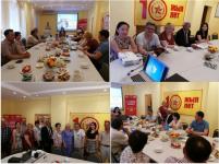 Десятилетие Коммунистической Народной партии Казахстана