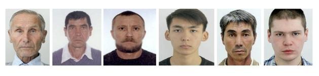 Павлодарские полицейские разыскивают шестерых без вести пропавших граждан