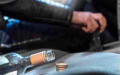 Житель Павлодарской области, лишенный водительских прав, вновь сел пьяным за руль