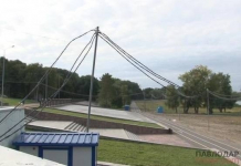 Навес «Ertis Promenade» демонтирован, чиновники от архитектуры заявили о предстоящем ремонте