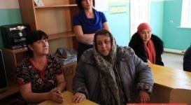 Жители села Березовка просят Нурсултана Назарбаева переселить их в безопасное место