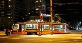 В Павлодаре на 20 минут встали трамваи по маршруту 1 мая