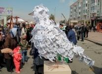 Павлодарцы пожелалив Наурыз мира во всем мире