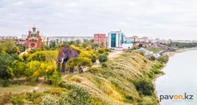 Фигуры мастодонта, трехпалых лошадей и гиен в натуральную величину появятся в Павлодаре