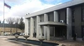 Посольство России в Сирии подверглось обстрелу