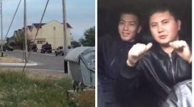 Видео со стрельбой из авто является рекламным роликом сериала - МВД РК