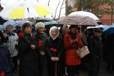 В память о ветеране Кабдеше Нуркине