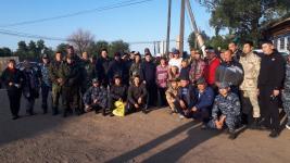 Накануне Дня знаний в Щербактинском районе в лесу нашли заблудившихся детей