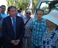 Павлодарда Астана күніне, асфальт кормеген көшелерді жөндеу жүріп жатыр