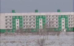 Когда-то заброшенную пятиэтажку в Ленинском заселят в этом году