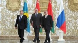 Назарбаев принял участие в заседании Высшего Евразийского экономического совета