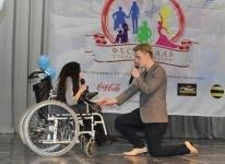Инклюзивный фестиваль «Стань мне другом» растрогал павлодарского зрителя