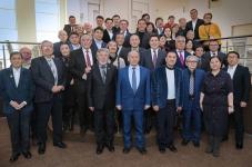 Абылкаир Скаков встретился с представителями творческой интеллигенции
