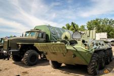 В Павлодаре проходит проверка воинской части Национальной гвардии