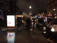 В центре Москвы прозвучал взрыв (фото)