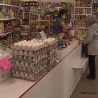 Цены на продукты шокируют павлодарских пенсионеров