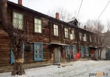 """Жильцы двухэтажек в районе Затонского рынка: """"Когда наши дома снесут?"""""""