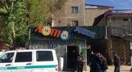 Букмекерской конторой в Алматинской области заинтересовались налоговики после убийства сотрудницы