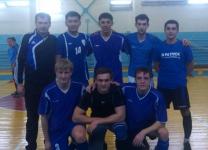 В Павлодаре прошло первенство по мини-футболу среди ВУЗов и колледжей