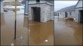 Несколько районов в Актюбинской области находятся под угрозой подтопления