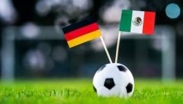 Мексика сенсационно обыграла чемпионов мира