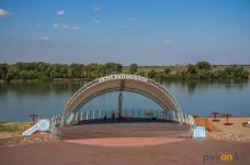 Сцену Ertis Promenade на павлодарской набережной будут достраивать