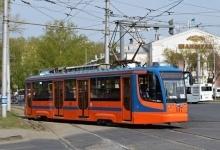 Трамваи из будущего... но не в Омске