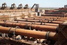 В Павлодаре комиссия расследует причины ЧП на алюминиевом заводе