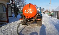 Частники на ассенизаторских машинах возвращаются к работе после бойкота в Павлодаре