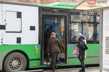 В декабре водители автобусов получат компенсацию за перевозку льготников в Павлодаре