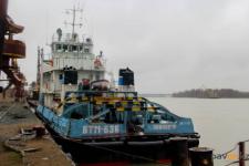 Впервые за 15 лет Павлодарский речной порт возобновит перевозку леса