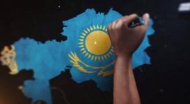 """В Сети набирает популярность ролик """"Я казахстанец"""""""