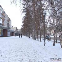Реконструкцию улицы Сатпаева от Каирбаева до Торайгырова коммунальщики завершили лишь частично