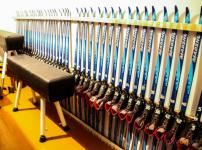 В 43 школах Павлодара обновили спортивный инвентарь