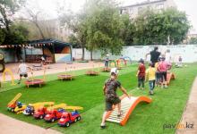 В детские сады в Павлодаре вернулись больше 20 процентов малышей