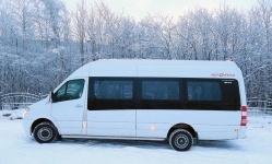 Пассажиров маршрута Семей-Астана эвакуировали с трассы павлодарские спасатели