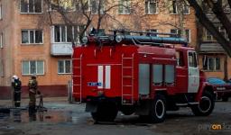 В Павлодаре на пожаре погиб человек