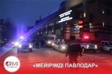 """Свыше 300 павлодарцев смогли добраться домой с помощью участников акции """"Добрый Павлодар"""""""