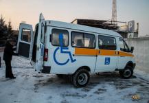 В Павлодаре появилось инватакси для детей-паралимпийцев