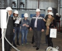 Подготовка ТЭЦ-2 и ТЭЦ-3 к отопительному сезону 2013-2014 гг