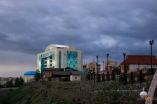 Ветреная, пасмурная и дождливая погода придет в Павлодар