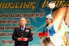 В Павлодаре завершился республиканский конкурс «Парасатты полицей»