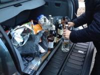 Экибастузец по ночам трудился алкокурьером