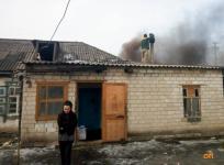 В поселке Ленинском бесплатно прочистили дымоходы в домах нуждающихся семей