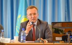 Новым акимом Аксу назначили Николая Дычко