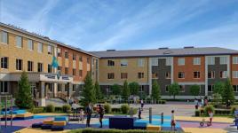 Совершенно по-новому теперь будут выглядеть школы в Павлодаре