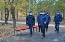Фонтан появится на территории мечети имени Машхур Жусупа в Павлодаре