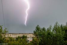 Грозу и град прогнозируют в Павлодарской области