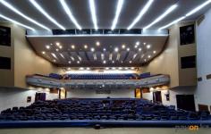 Обновленный концертный зал в ГДК им. Естая откроют этой осенью